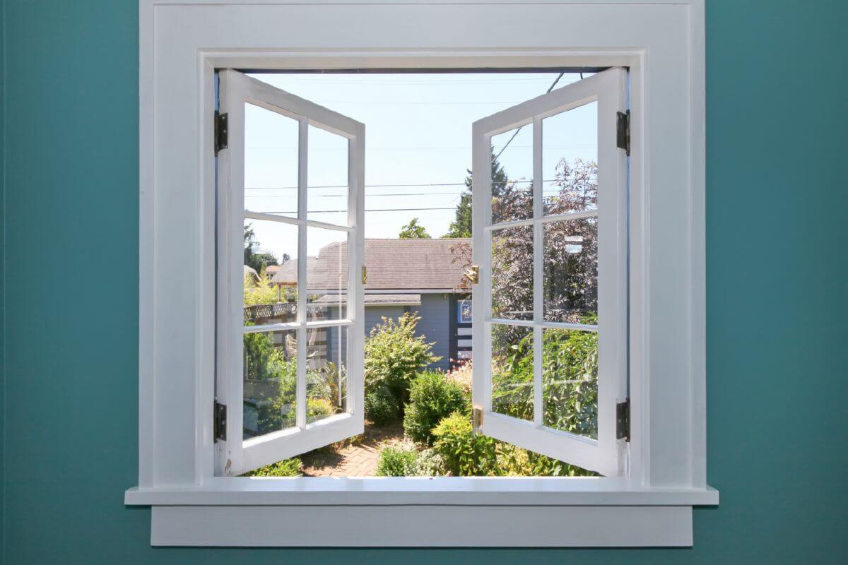 Aluminium Window Casement Cornwall
